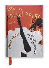 René Gruau: Bal du Moulin Rouge (Foiled Journal)
