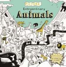 Pictura Puzzles: Extraordinary Animals