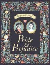 Search and Find Pride & Prejudice