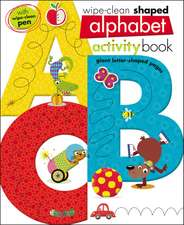 B Is for Breakdancing Bear ABC Wipe Clean