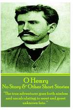 O Henry - No Story & Other Short Stories