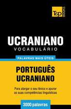 Vocabulario Portugues-Ucraniano - 3000 Palavras Mais Uteis:  Geospatial Analysis with Python