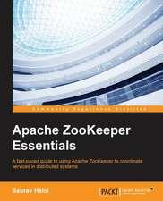 Apache Zookeeper Essentials:  A Novel about Taras Shevchenko
