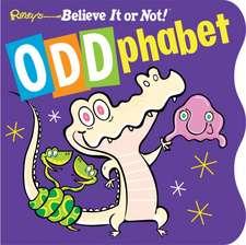Ripley's Oddphabet