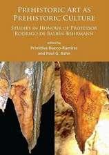 Prehistoric Art as Prehistoric Culture