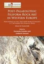 Post-Palaeolithic Filiform Rock Art in Western Europe