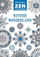 GMC Editors: Zen Colouring - Winter Wonderland