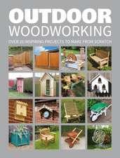 Outdoor Woodworking