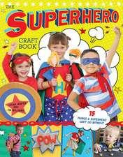 Superhero Craft Book