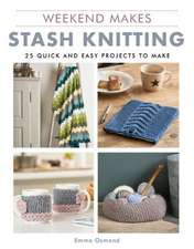 STASH KNITTING