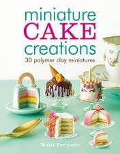 Miniature Cake Creations