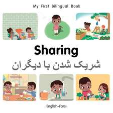 My First Bilingual Book-Sharing (English-Farsi)