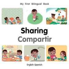 My First Bilingual Book-Sharing (English-Spanish)