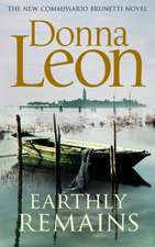 Leon, D: Earthly Remains