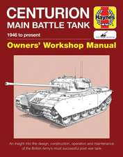 Centurion Main Battle Tank