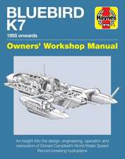 Bluebird K7 Owner's Workshop Manual