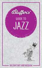 BLUFFERS GUIDE TO JAZZ