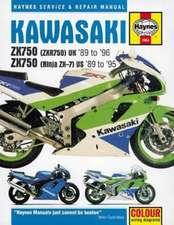 Kawasaki ZX750 Fours