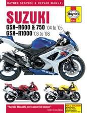 Suzuki GSX-R600&750