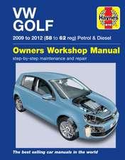 VW Golf Petrol & Diesel