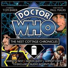 Doctor Who: The Nest Cottage Chronicles