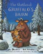 Shetland Gruffalo's Bairn
