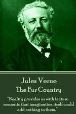 Jules Verne - The Fur Country