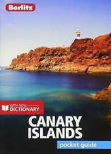 BERLITZ POCKET CANARY ISLANDS