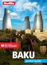 Berlitz Pocket Guide Baku (Travel Guide with Dictionary)