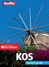 Berlitz Pocket Guide Kos (Travel Guide with Dictionary)