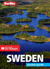 Berlitz Pocket Guide Sweden (Travel Guide with Dictionary)