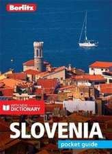 Berlitz Pocket Guide Slovenia (Travel Guide with Free Dictionary)