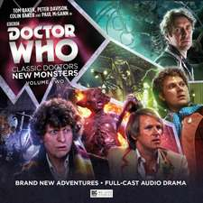 Doctor Who - Classic Doctors, New Monsters