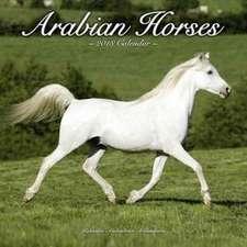 Arabian Horses Calendar 2018
