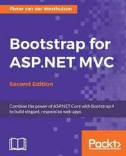 Bootstrap for ASP.NET MVC, Second Edition