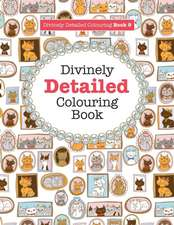 Divinely Detailed Colouring Book 9