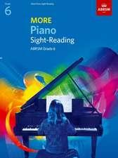 More Piano Sight-Reading, Grade 6