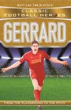 CLASSIC FOOTBALL HEROES GERRARD