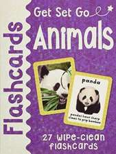 Get Set Go: Flashcards - Animals