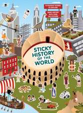 Sticky History of the World