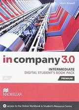 In Company 3.0 Intermediate Level Digital Student's Book Pac