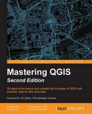 Mastering QGIS