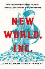 Butman, J: New World, Inc.