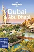 Lonely Planet Dubai & Abu Dhabi