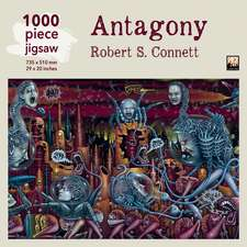 Adult Jigsaw Puzzle Robert S Connett: Antagony: 1000-piece Jigsaw Puzzles