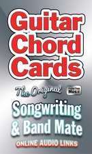 Guitar Chords Card Pack