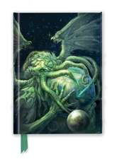 Eddie Sharam: Cthulhu Rising (Foiled Journal)