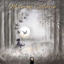 Midnight Children by Beverlie Manson Wall Calendar 2019 (Art Calendar)