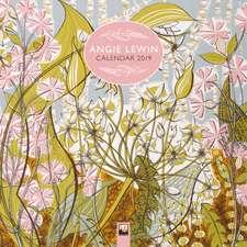 Angie Lewin Wall Calendar 2019 (Art Calendar)
