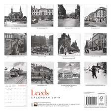 Leeds Heritage Wall Calendar 2019 (Art Calendar)